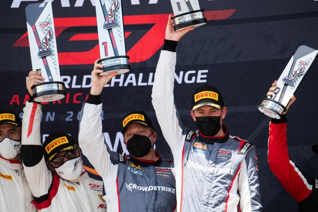 2021 GT World Challenge America: Austin